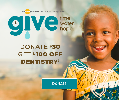 Donate $30, Get $100 Off Dentistry - Plano Modern Dentistry